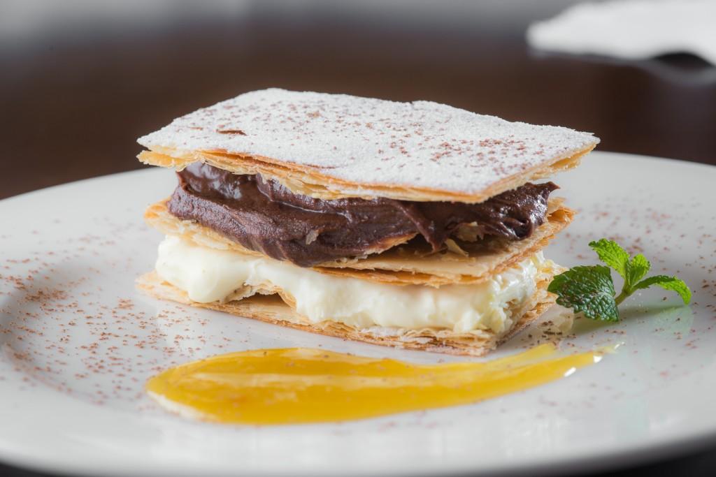Sugestão de sobremesa para a Semana Santa La Pata Gialla. Foto: Divulgação