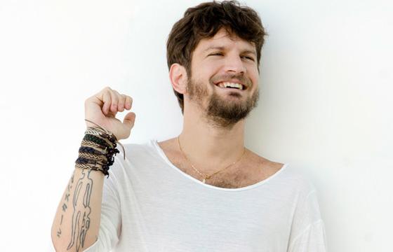 Saulo Fernandes ex- vocalista da banda EVA