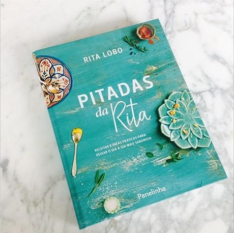 Receitas práticas de Rita Lobo viram livro