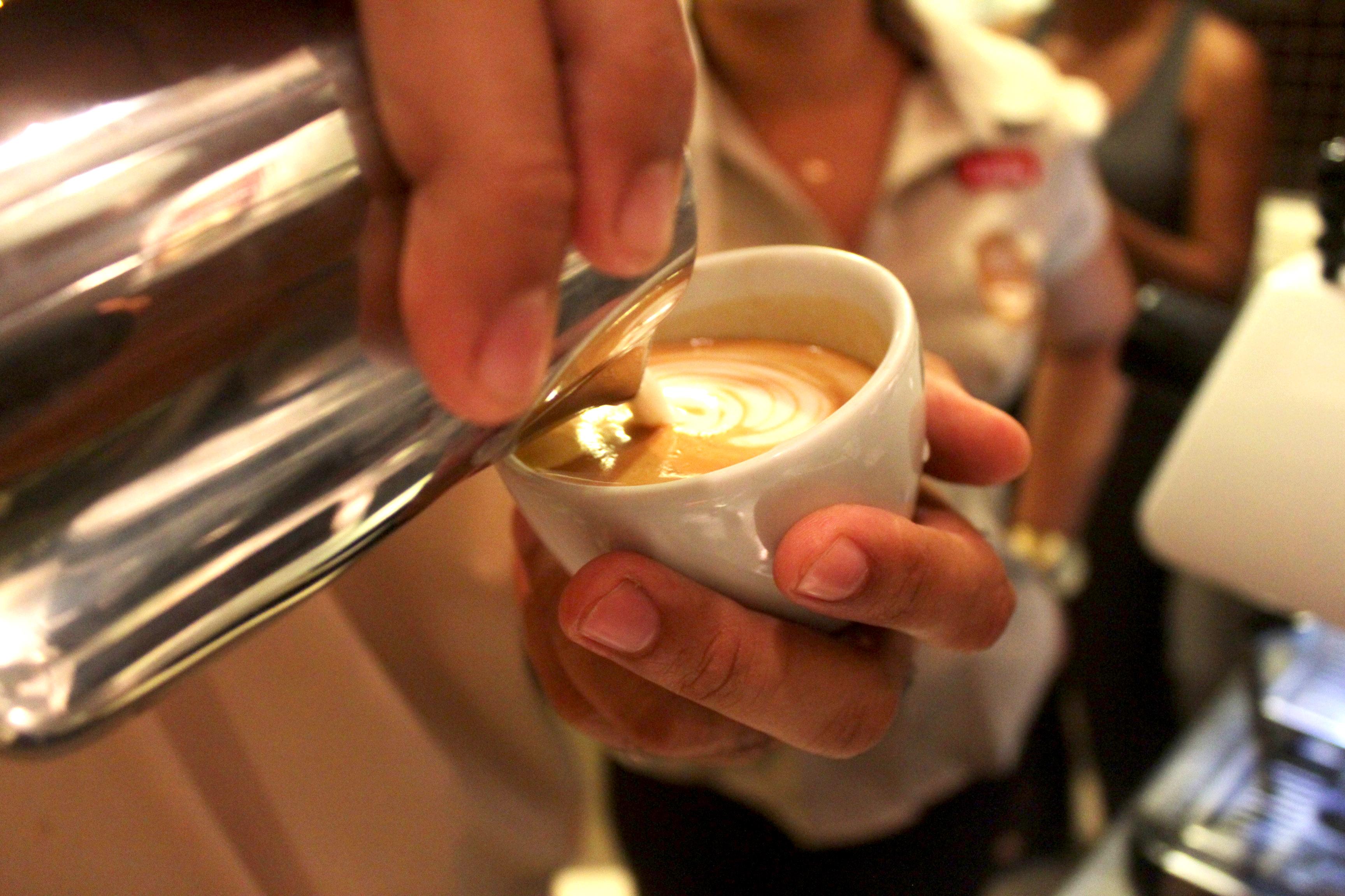 Campeonato entre baristas anima cafeteria de Salvador