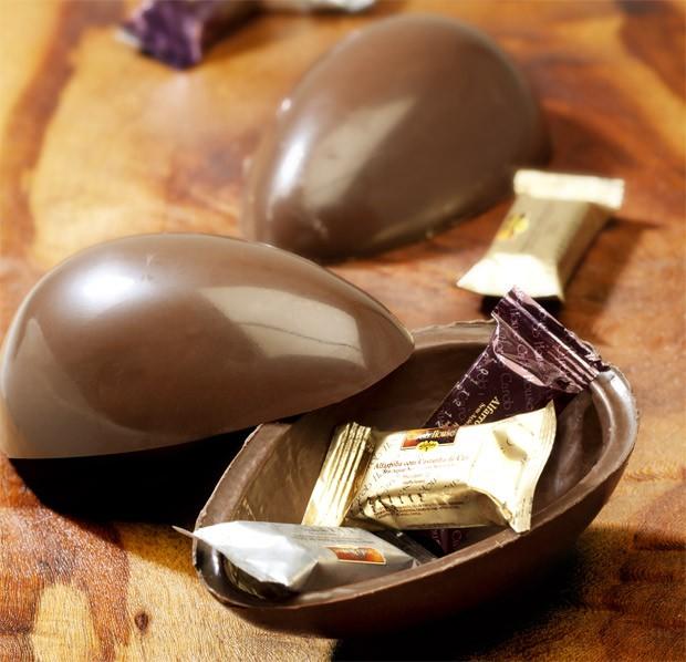 Ovos de Páscoa sem glúten, lactose e chocolate?
