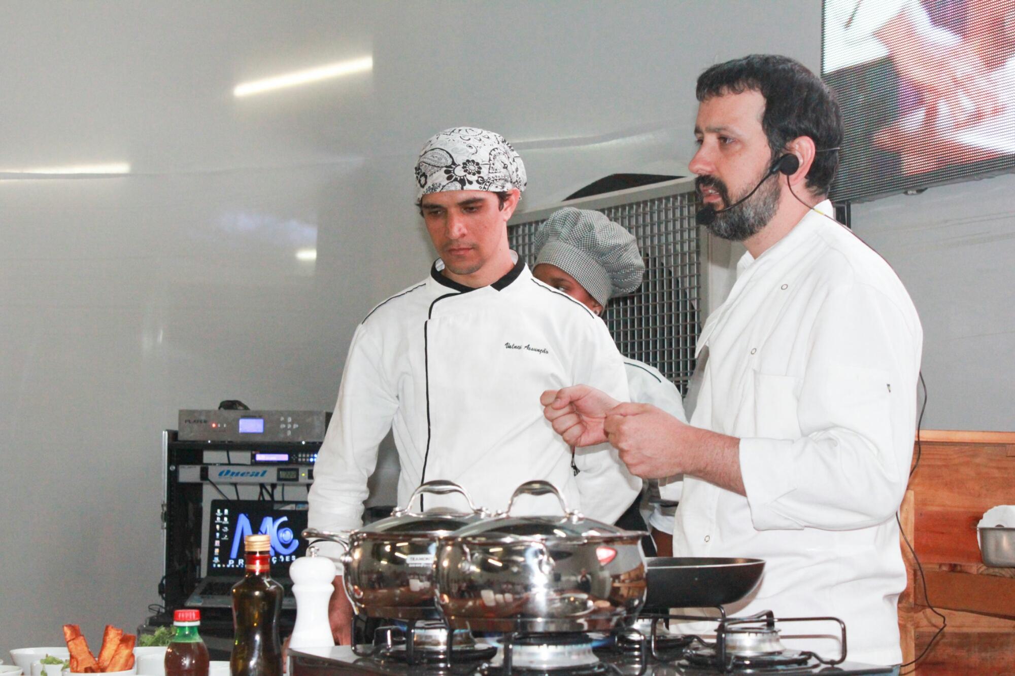 Festival gastronômico apresenta Cozinha Tecno-emocional