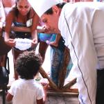 Chef Rogério de Siqueira. Foto: Gabrielle Ferreira.