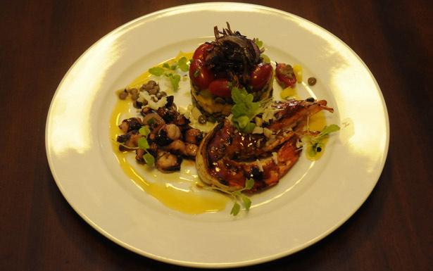 Prato com camarão, polvo, tangerina e castanha-do-pará traz amor, dinheiro e sorte
