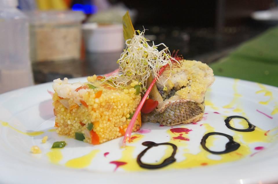 Gastronomia é apresentada como arte em Aula Show
