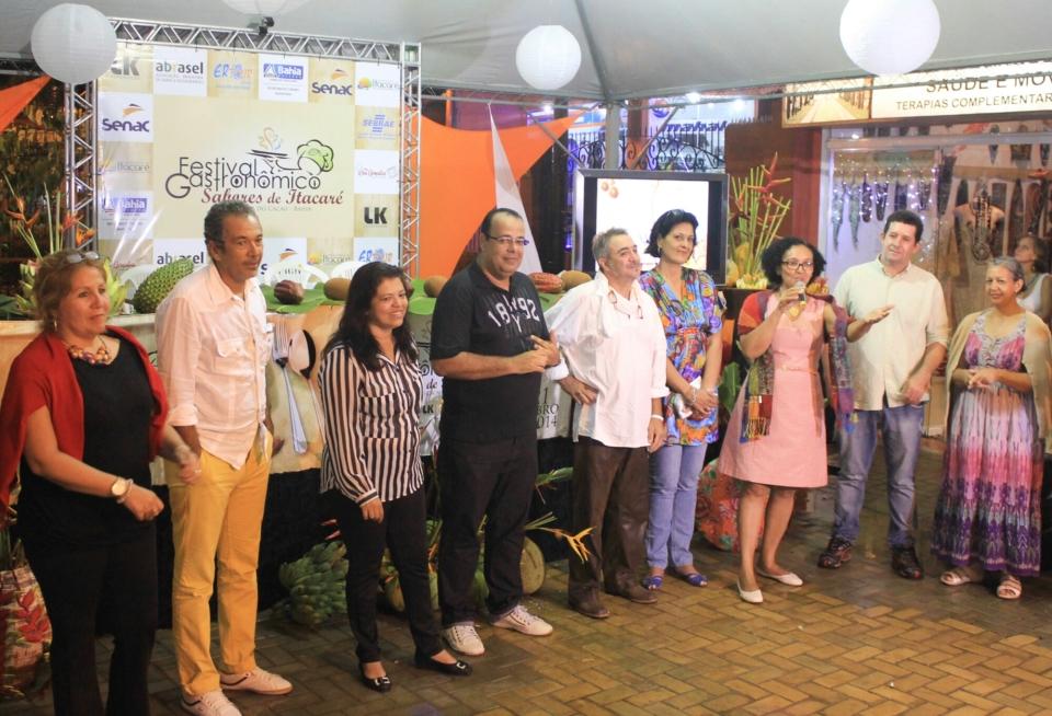 Festival gastronômico começa em Itacaré
