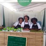 Cozinheiras da Associação 13 de junho - Arte na Cozinha.