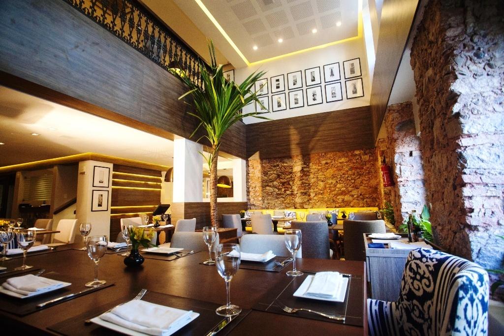 Restaurante Oui. Foto: Divulgação.