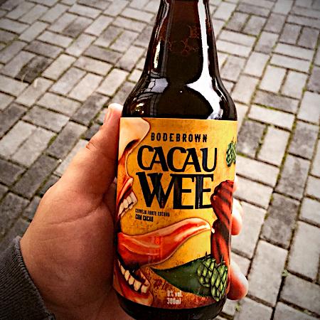 Cerveja de Cacau é lançada no mercado