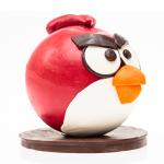 Vermelho, animação 'Angry Birds'. R$129.