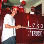 Chef Alessandra Hattori do Leka Truck