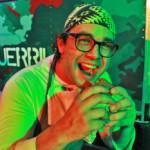 Chef Gabriel Lobo do Food truck Cozinha de Guerrilha.
