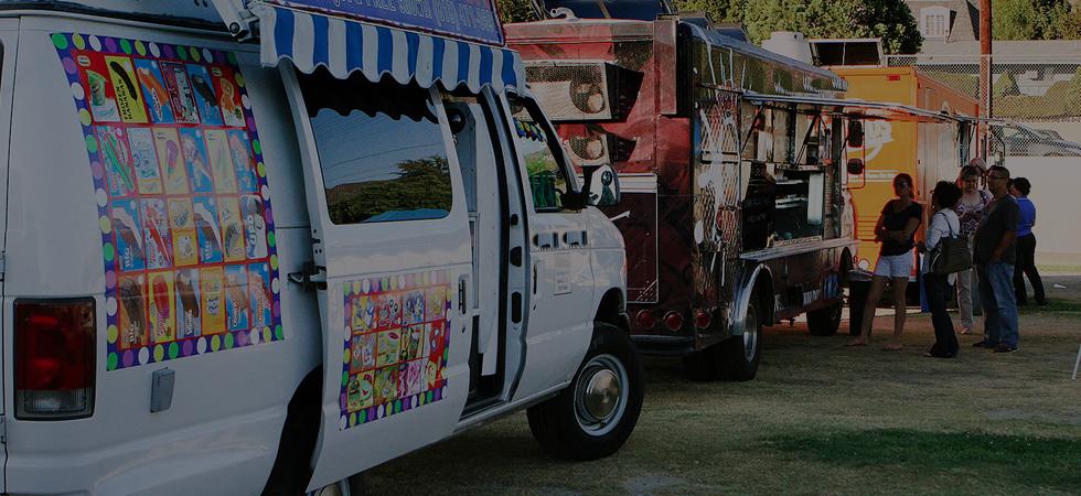 Food trucks no arraiá de São Francisco do Conde