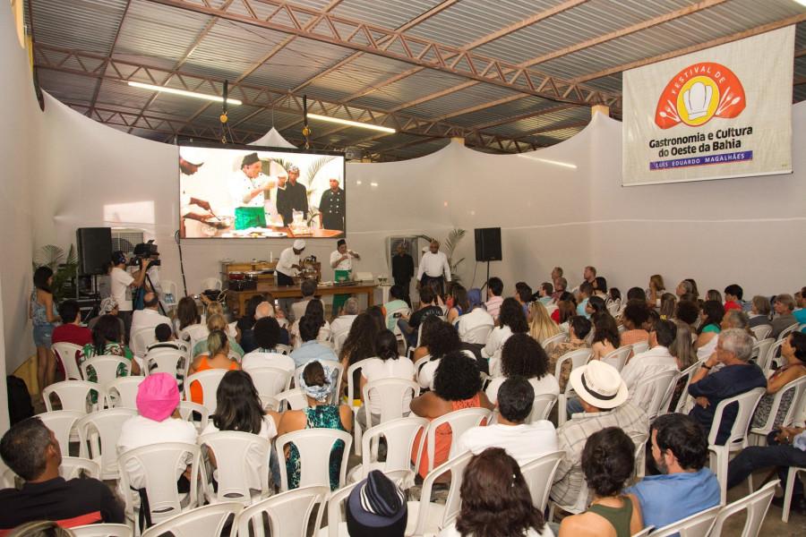 Aula-show. Foto: Divulgação.