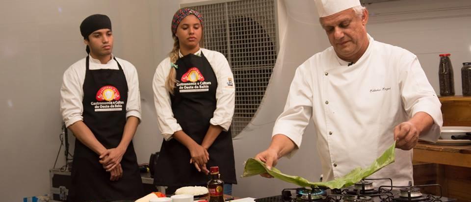 Chef Edinho Engel confirma participação em II Festival LEM Gastronomia