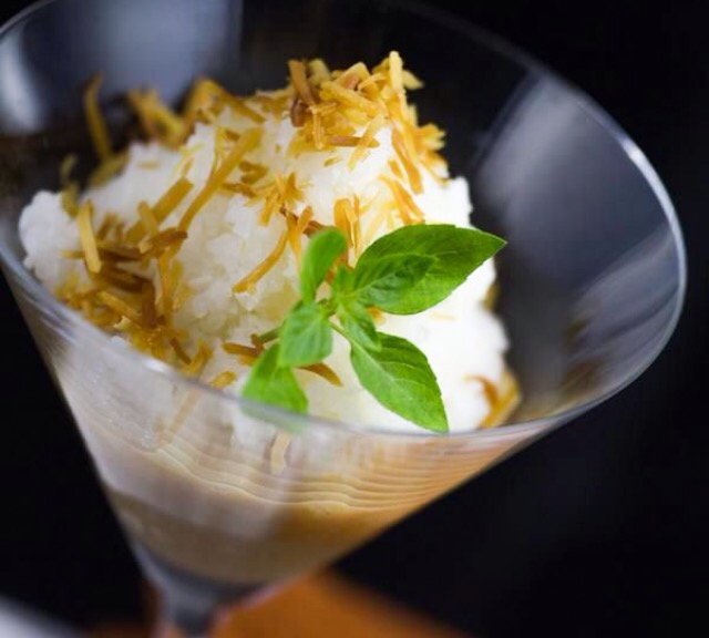 Aprenda a preparar delicioso sorvete de mandioca