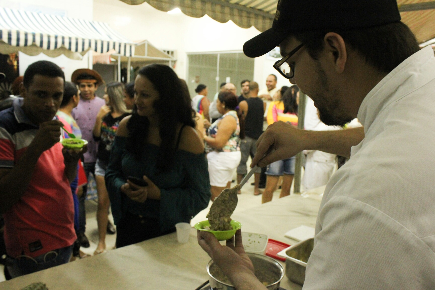 Festival Gastrotinga. Foto: Gabrielle Ferreira - Repórter Gourmet.