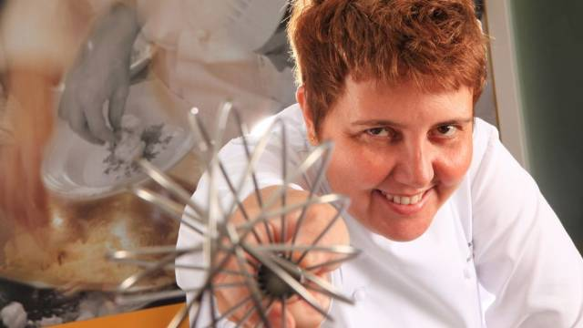 Chef Roberta Sudbrack. Foto: Cica Carvalho.