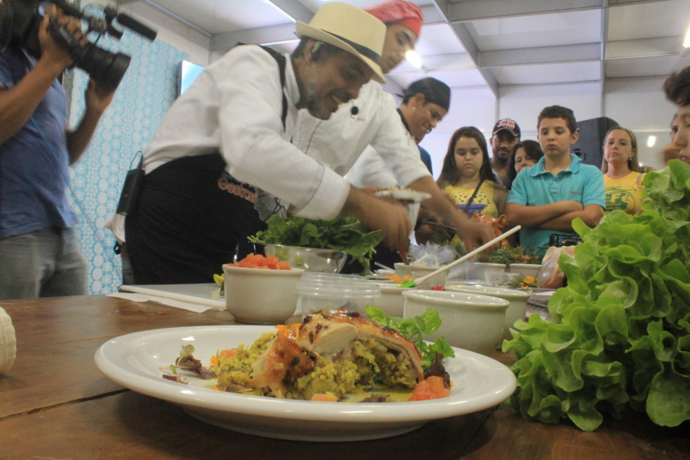 Começou Festival LEM Gastronomia