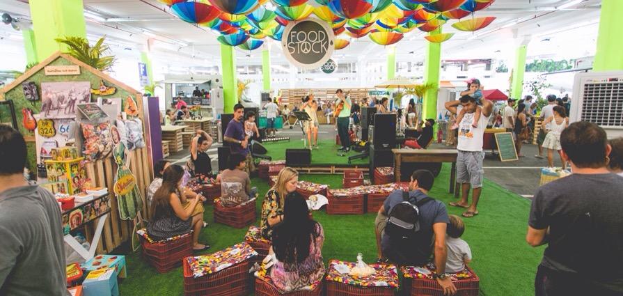 Boa Praça e Food Stock neste fim de semana
