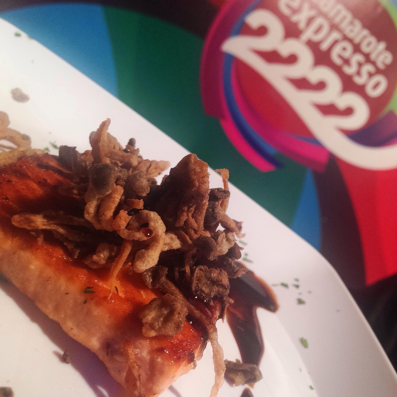 Expresso 2222 aposta na gastronomia local
