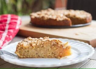 Castanha-do-pará vira ingrediente principal de torta doce