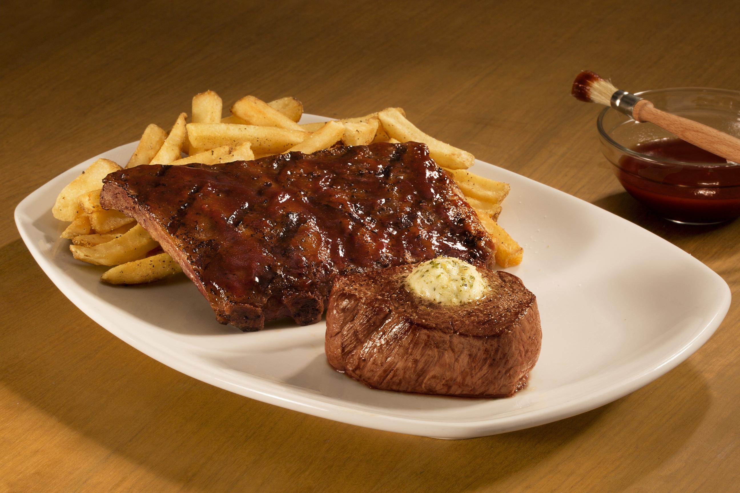 Costela e Steak para celebrar feriadão