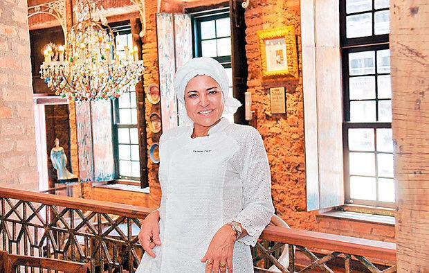 Tereza Paim prepara jantar magno com chefs do Mesa ao Vivo