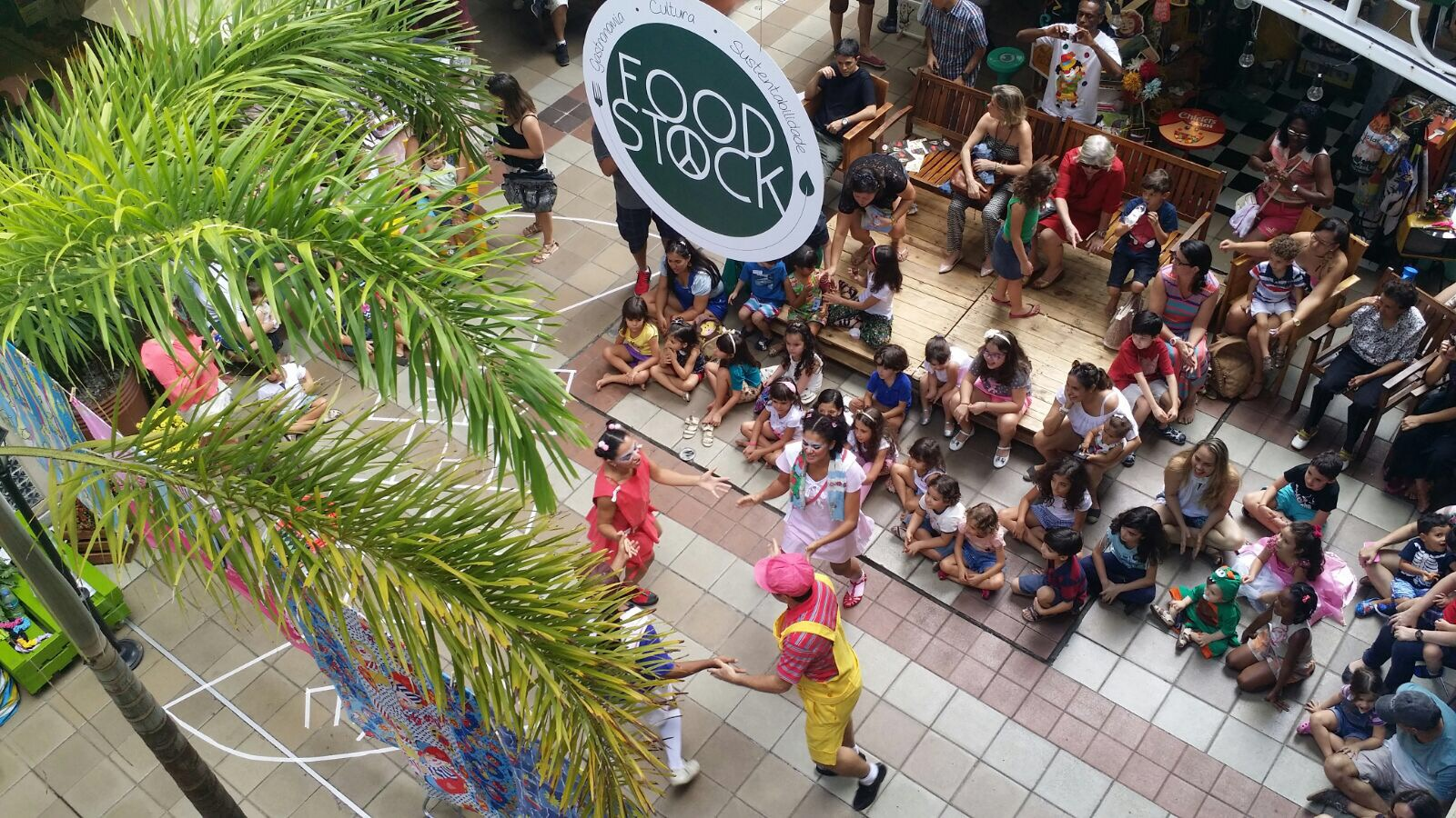Em clima junino, Festival FoodStock volta a Salvador