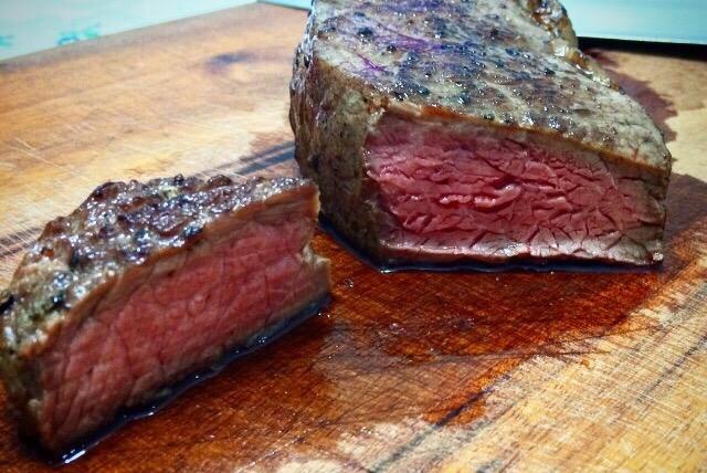 O steak perfeito!