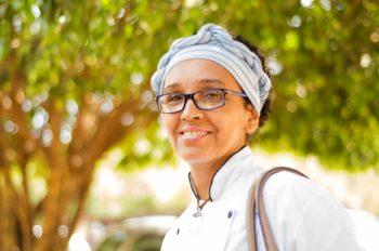 Chef Rosa Gonçalves - Foto Divulgação