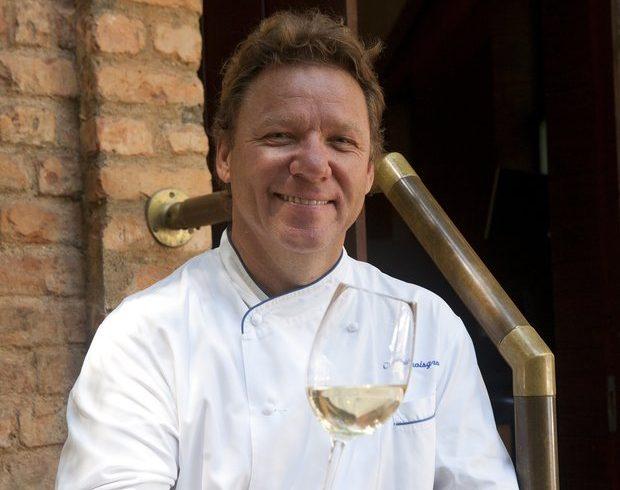 Chef Claud Troisgros. Foto: Johnny Mazilli.