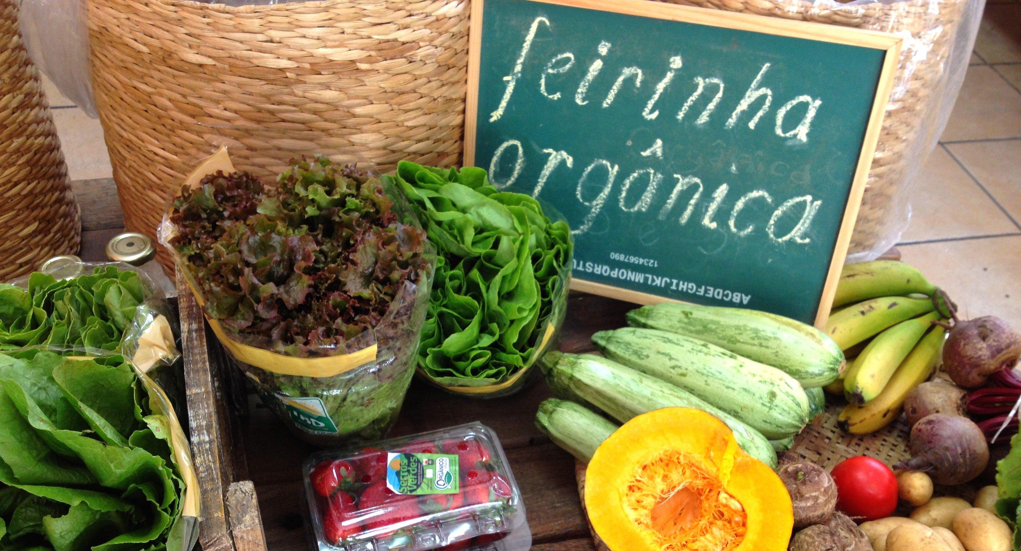 Shopping recebe Feira orgânica semanal de produtores de Itaberaba