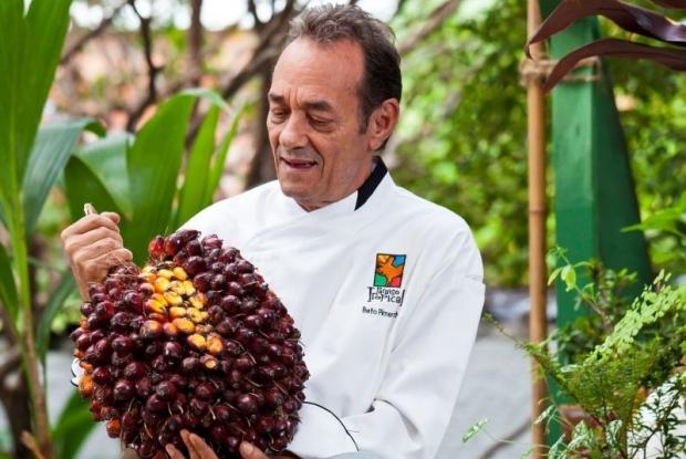 Chef Beto Pimentel. Foto: Veja Salvador.