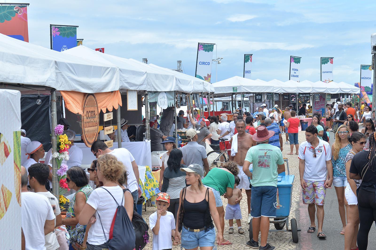 Gastronomia é destaque no Festival da Primavera; confira a programação das aulas shows e Feira da Cidade