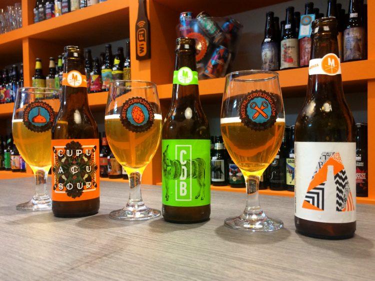 Mestre Cervejeiro abre primeira loja em Salvador