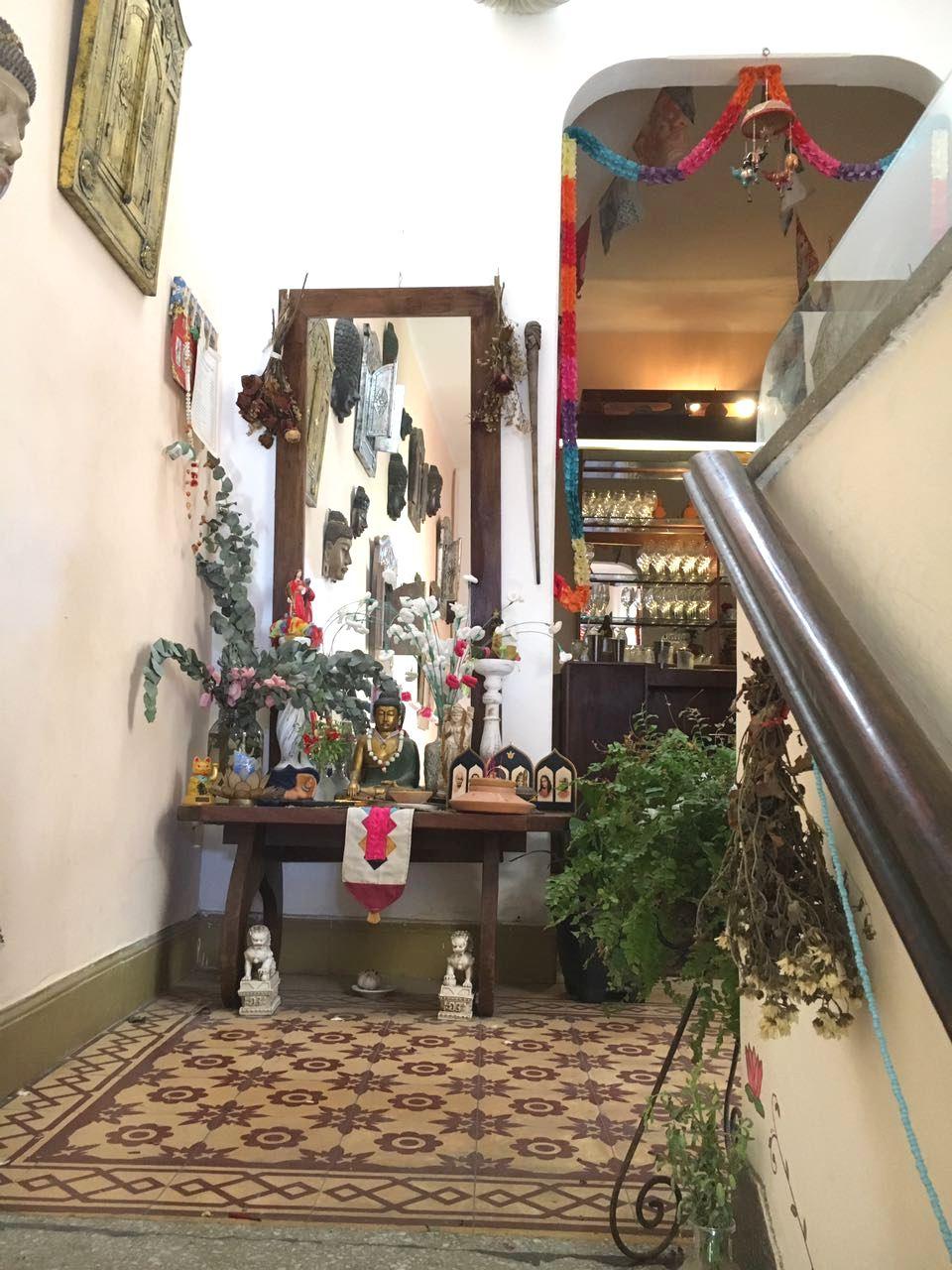 Restaurante Shanti, Salvador. Foto Repórter Gourmet.