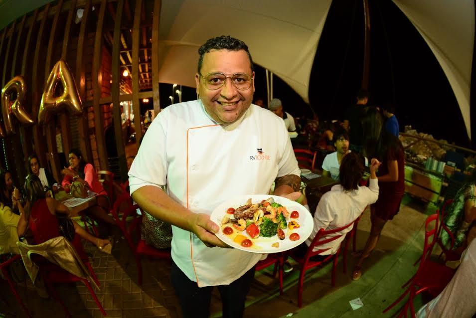 Chef Arthur Barbosa. Foto: Eli Cruz.