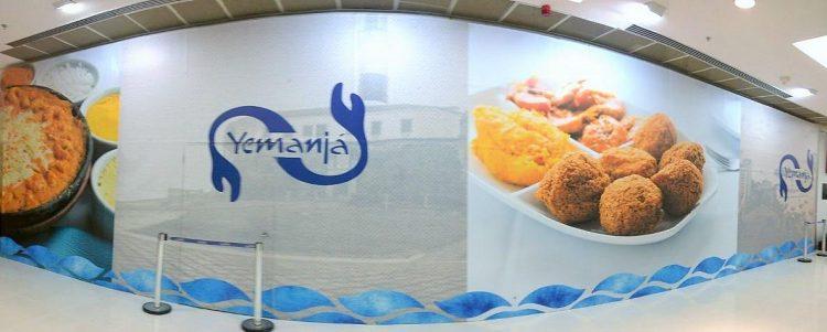 Restaurante Yemanjá abre no Shopping Barra