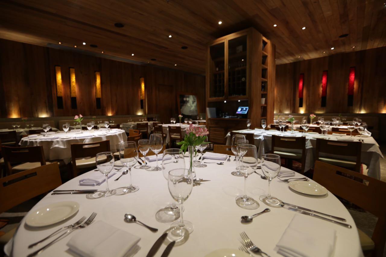 Restaurante Caju - salão - foto Sercio Freitas