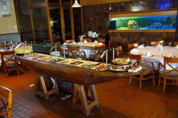 Restaurante Mistura Fina Itapuã. Foto: Divulgação.