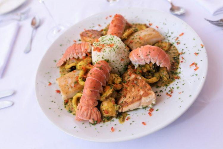 Novidades restaurante Caju. Menu executivo. Foto: Divulgação.