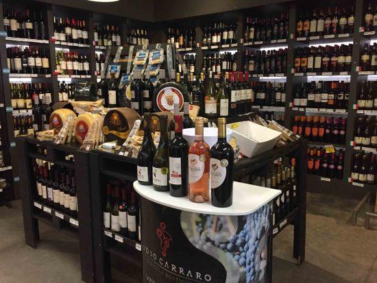 Onde comprar vinho em Salvador - Adega da Fellini.
