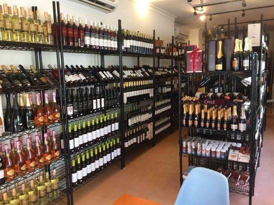 Onde comprar vinho em Salvador Enoteca Paula Gaya.