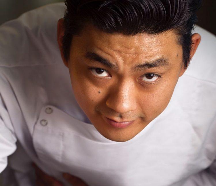 Rafael Mabu é o novo sushiman do Tokai Gourmet. Foto: Divulgação.