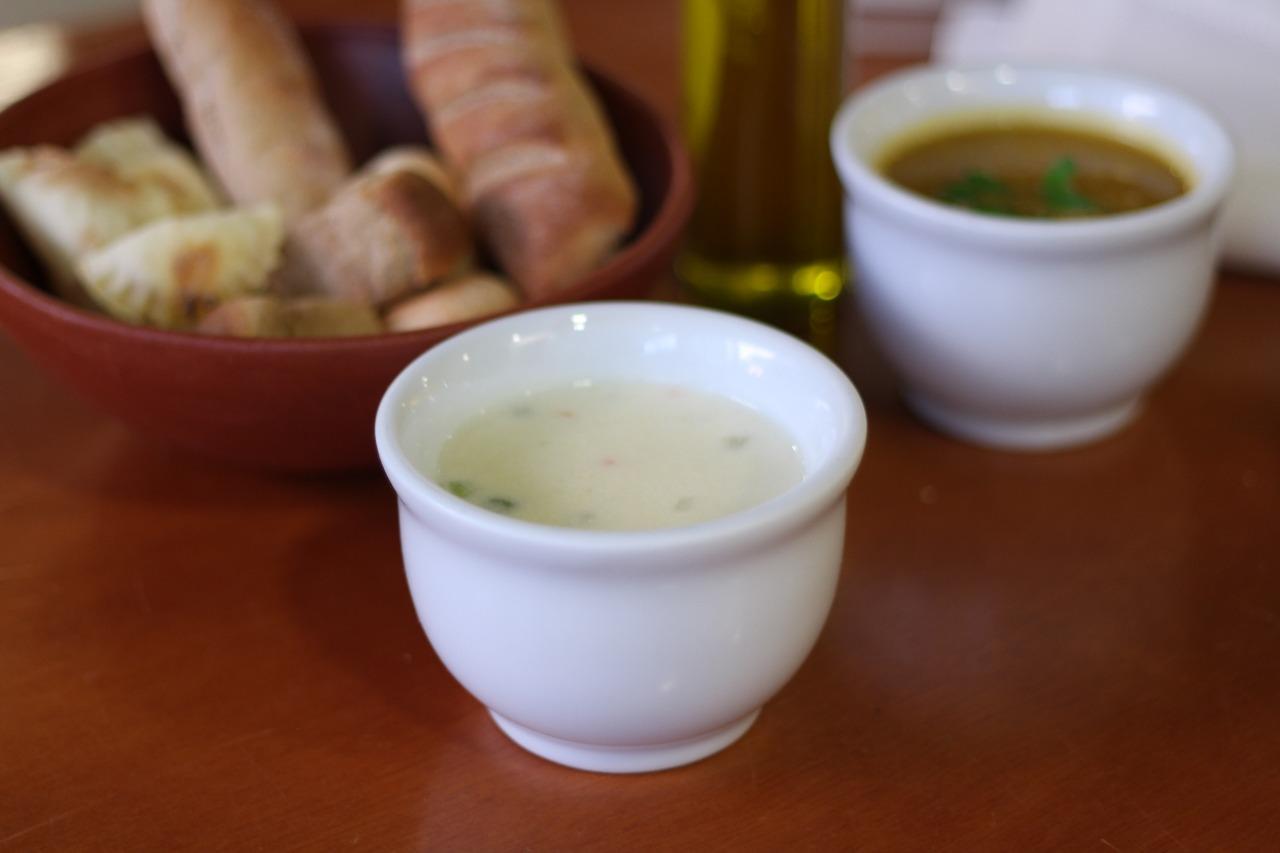 Sopas vegetarianas Saúde na Panela. Foto: Divulgação.
