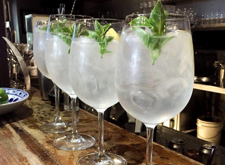 Masterclass com gin 100% nacional
