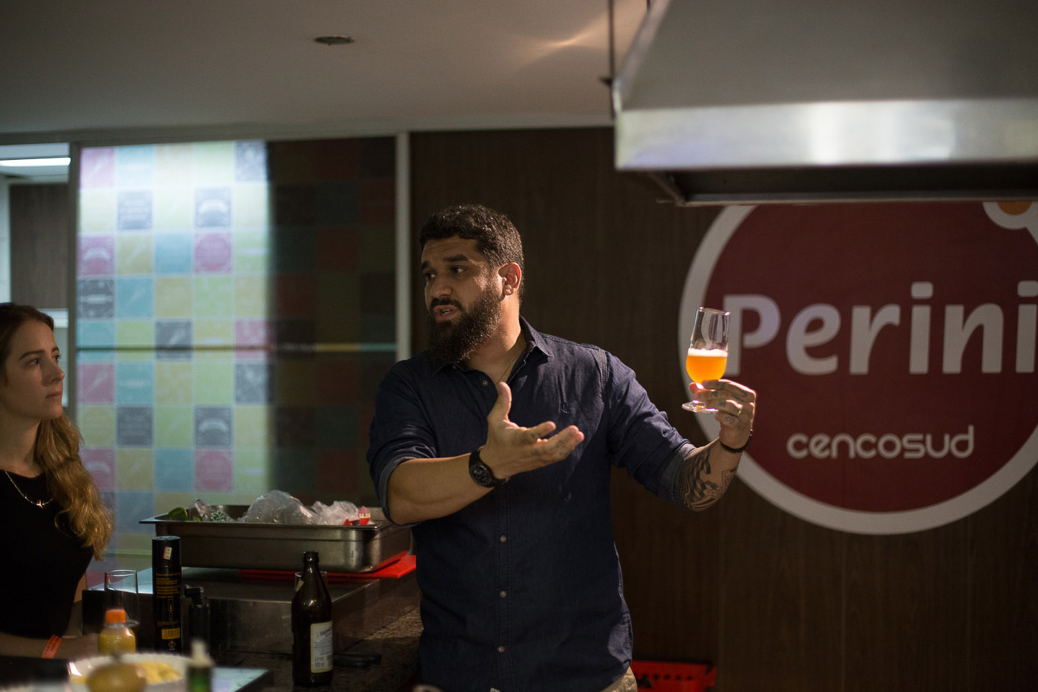 Beer sommelier Nelson Souza. Fotos: The Visual Prime.