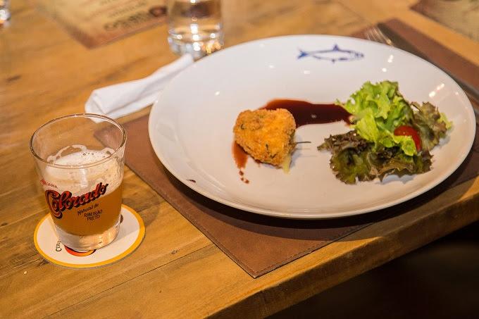 Jantar harminizado lança rota de cerveja em Salvador