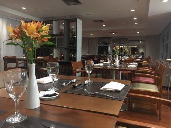 Salão restaurante Casarão.